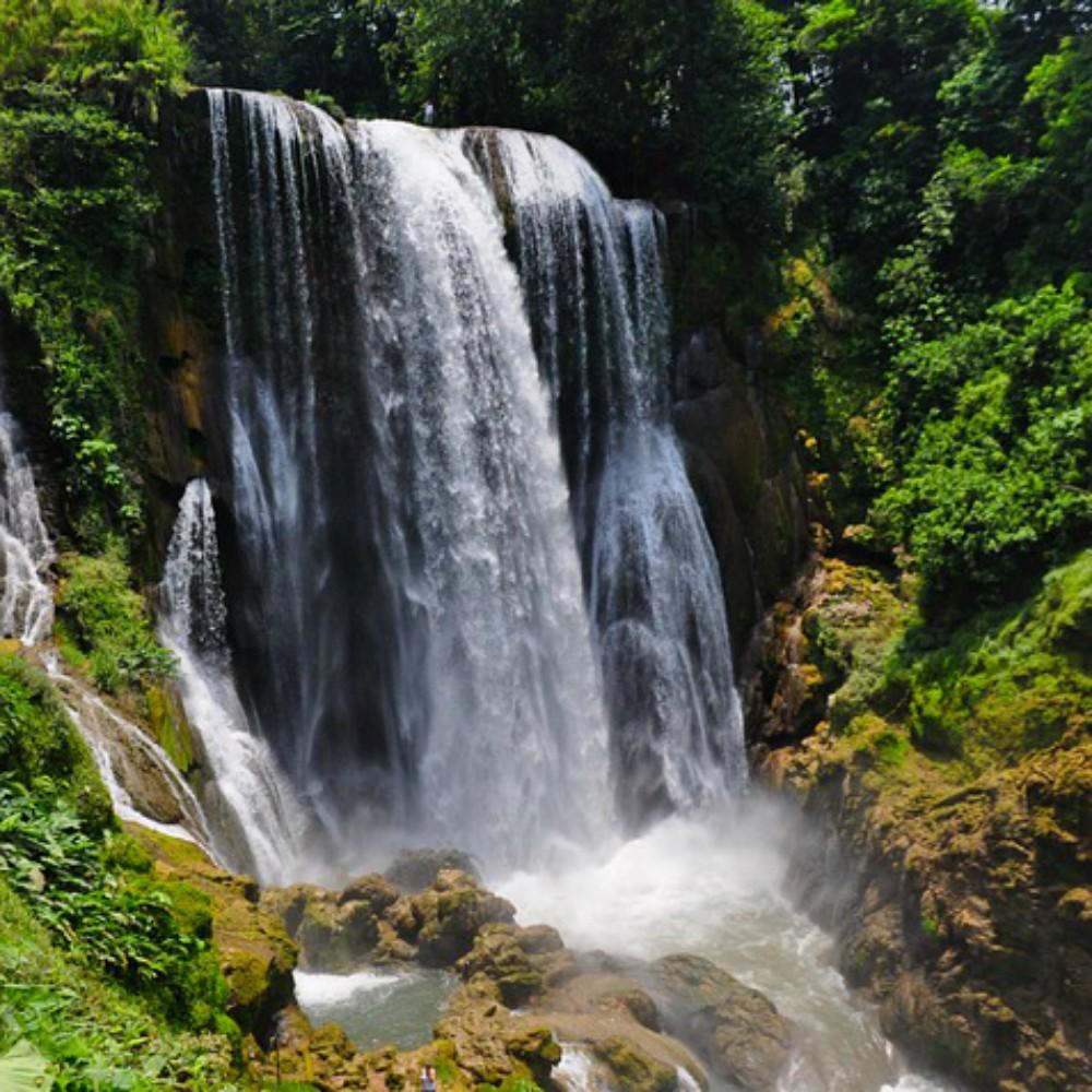 Watervallen Honduras